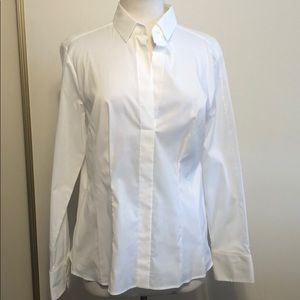 Hugo Boss tailored blouse
